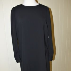 Women's Old Navy-Black_Dress-LongSleeved